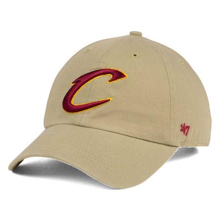 Cleveland Cavaliers '47 NBA Khaki '47 CLEAN UP Cap