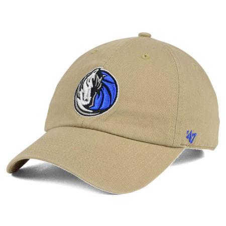 Dallas Mavericks '47 NBA Khaki '47 CLEAN UP Cap