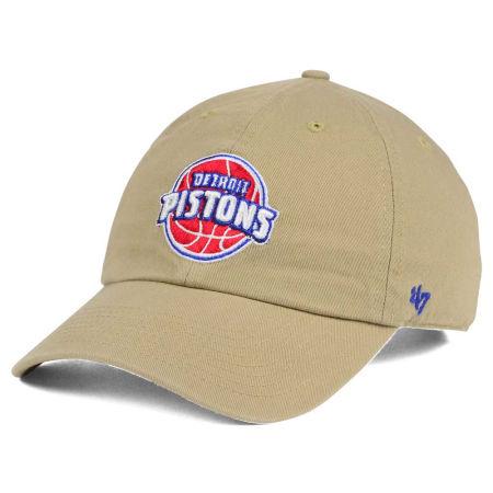 Detroit Pistons '47 NBA Khaki '47 CLEAN UP Cap