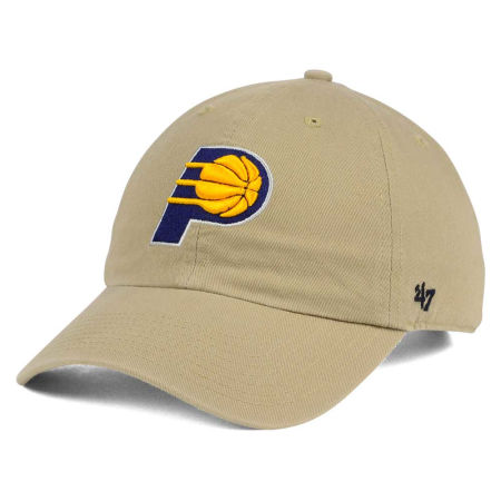 Indiana Pacers '47 NBA Khaki '47 CLEAN UP Cap