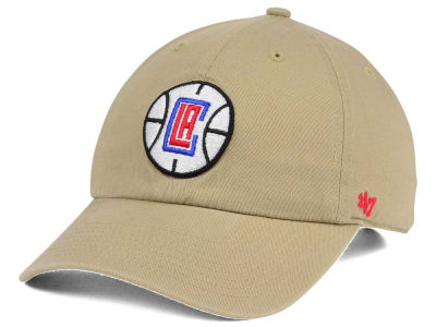 Los Angeles Clippers '47 NBA Khaki '47 CLEAN UP Cap