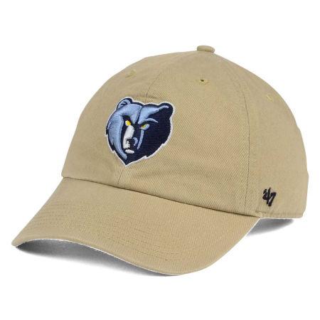 Memphis Grizzlies '47 NBA Khaki '47 CLEAN UP Cap