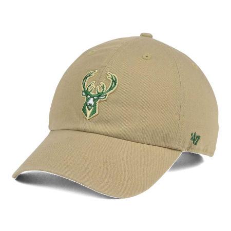 Milwaukee Bucks '47 NBA Khaki '47 CLEAN UP Cap