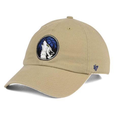 Minnesota Timberwolves '47 NBA Khaki '47 CLEAN UP Cap