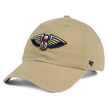 New Orleans Pelicans '47 NBA Khaki '47 CLEAN UP Cap
