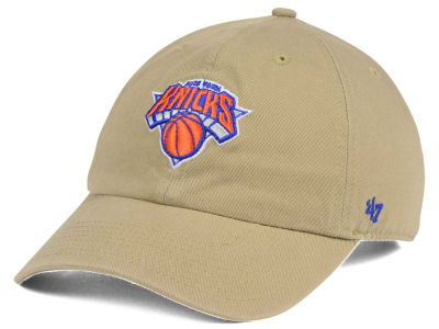 New York Knicks '47 NBA Khaki '47 CLEAN UP Cap
