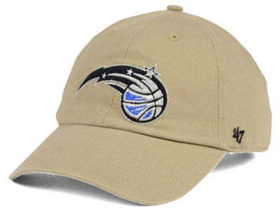 Orlando Magic '47 NBA Khaki '47 CLEAN UP Cap