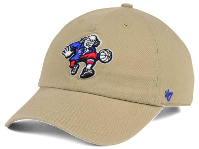 Philadelphia 76ers '47 NBA Khaki '47 CLEAN UP Cap