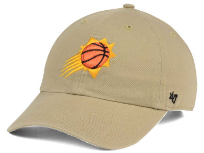 Phoenix Suns '47 NBA Khaki '47 CLEAN UP Cap