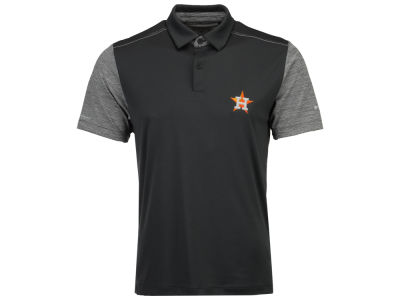 Houston Astros MLB Men's Omni-Wick Forged Polo