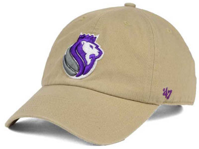 Sacramento Kings '47 NBA Khaki '47 CLEAN UP Cap