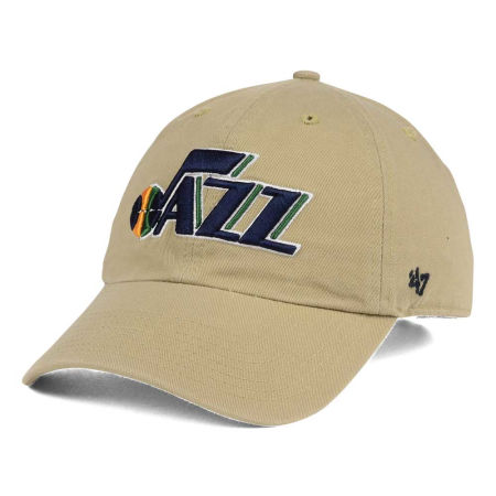 Utah Jazz '47 NBA Khaki '47 CLEAN UP Cap