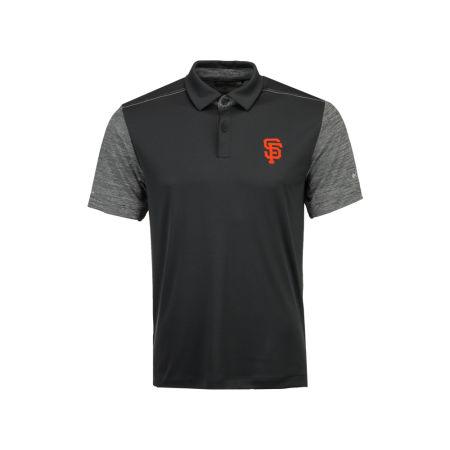 San Francisco Giants MLB Men's Omni-Wick Forged Polo