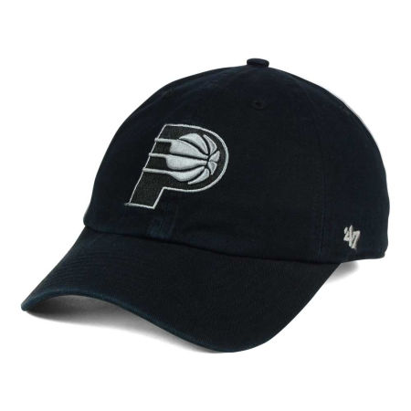 Indiana Pacers '47 NBA Black Gray '47 CLEAN UP Cap