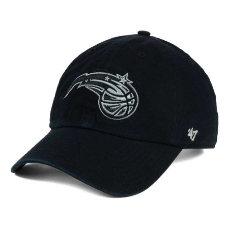 Orlando Magic '47 NBA Black Gray '47 CLEAN UP Cap