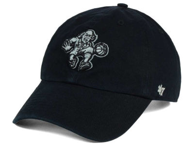 Philadelphia 76ers '47 NBA Black Gray '47 CLEAN UP Cap