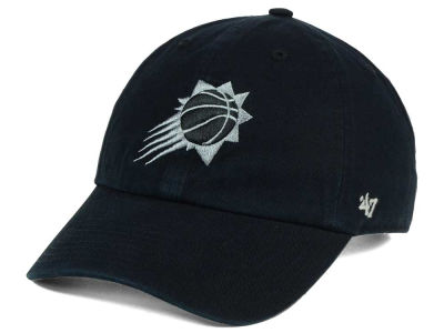 Phoenix Suns '47 NBA Black Gray '47 CLEAN UP Cap