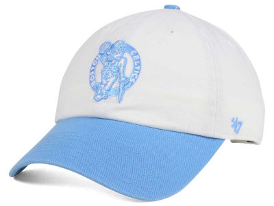 Boston Celtics '47 NBA Powder Blue '47 CLEAN UP Cap