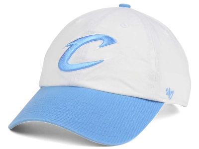 Cleveland Cavaliers '47 NBA Powder Blue '47 CLEAN UP Cap