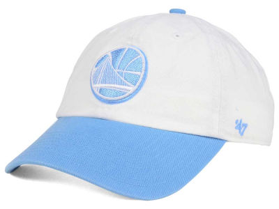 Golden State Warriors '47 NBA Powder Blue '47 CLEAN UP Cap