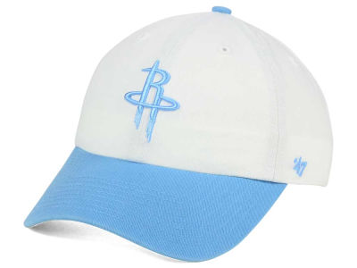 Houston Rockets '47 NBA Powder Blue '47 CLEAN UP Cap