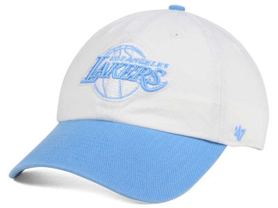 Los Angeles Lakers '47 NBA Powder Blue '47 CLEAN UP Cap