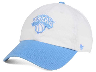New York Knicks '47 NBA Powder Blue '47 CLEAN UP Cap