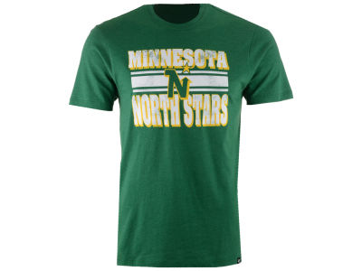 Minnesota North Stars '47 NHL Men's Stripe Knockaround Club T-Shirt