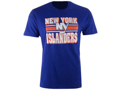 New York Islanders '47 NHL Men's Stripe Knockaround Club T-Shirt