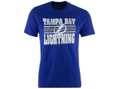 Tampa Bay Lightning '47 NHL Men's Stripe Knockaround Club T-Shirt