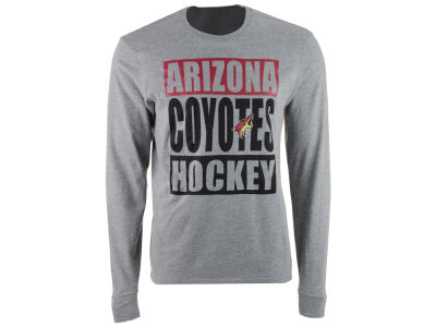 Arizona Coyotes '47 NHL Men's Stacked Club Long Sleeve T-Shirt