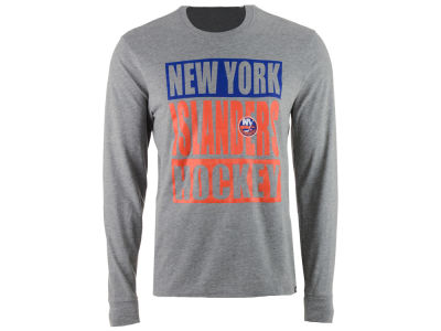 New York Islanders '47 NHL Men's Stacked Club Long Sleeve T-Shirt