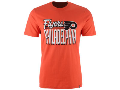 Philadelphia Flyers '47 NHL Men's Script Splitter T-Shirt