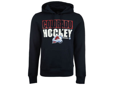 Colorado Avalanche '47 NHL Men's Knockaround Headline Pullover Hoodie