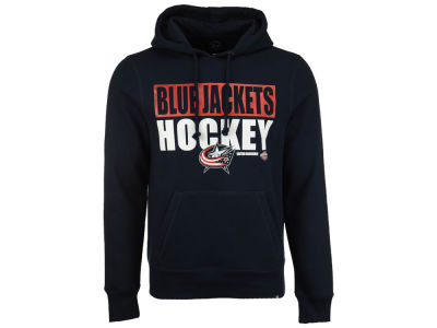 Columbus Blue Jackets '47 NHL Men's Knockaround Headline Pullover Hoodie