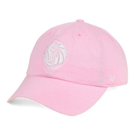 Dallas Mavericks '47 NBA Petal Pink '47 CLEAN UP Cap