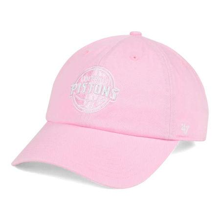 Detroit Pistons '47 NBA Petal Pink '47 CLEAN UP Cap