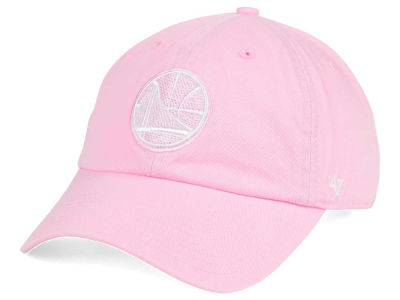 Golden State Warriors '47 NBA Petal Pink '47 CLEAN UP Cap