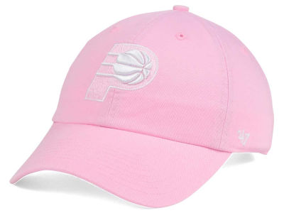 Indiana Pacers '47 NBA Petal Pink '47 CLEAN UP Cap