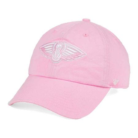 New Orleans Pelicans '47 NBA Petal Pink '47 CLEAN UP Cap