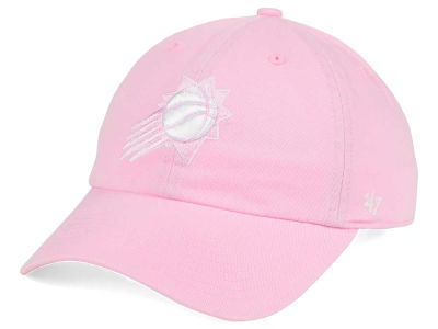Phoenix Suns '47 NBA Petal Pink '47 CLEAN UP Cap