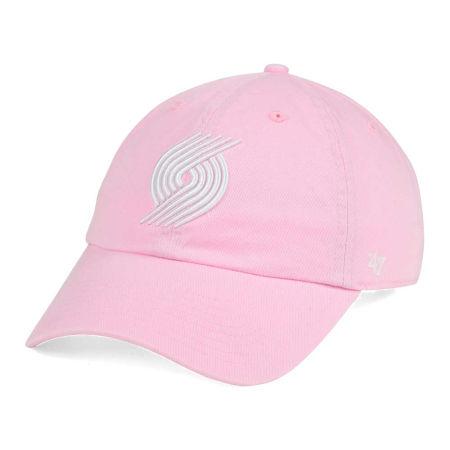 Portland Trail Blazers '47 NBA Petal Pink '47 CLEAN UP Cap