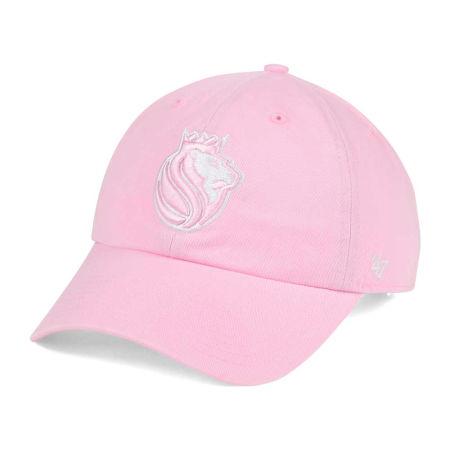 Sacramento Kings '47 NBA Petal Pink '47 CLEAN UP Cap