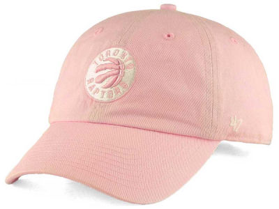 Toronto Raptors '47 NBA Petal Pink '47 CLEAN UP Cap