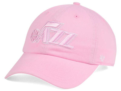 Utah Jazz '47 NBA Petal Pink '47 CLEAN UP Cap