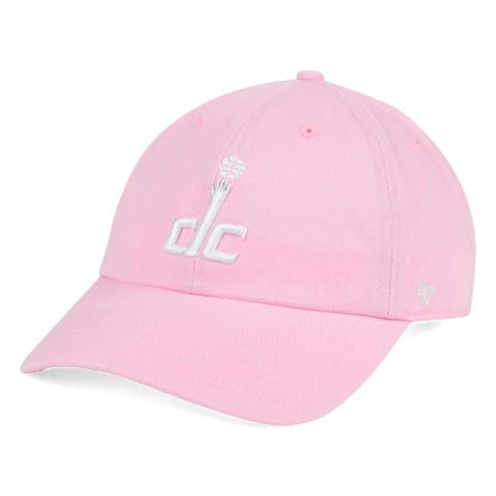 Washington Wizards '47 NBA Petal Pink '47 CLEAN UP Cap