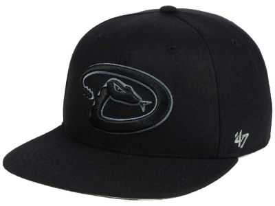 Arizona Diamondbacks '47 MLB Triple Rush Sure Shot Snapback Cap