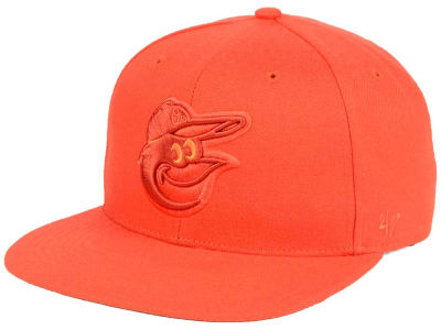 Baltimore Orioles '47 MLB Triple Rush Sure Shot Snapback Cap