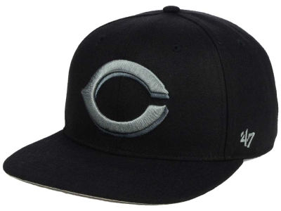 Cincinnati Reds '47 MLB Triple Rush Sure Shot Snapback Cap