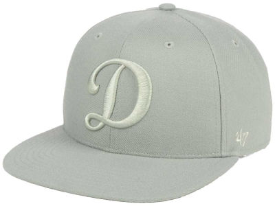 Los Angeles Dodgers '47 MLB Triple Rush Sure Shot Snapback Cap